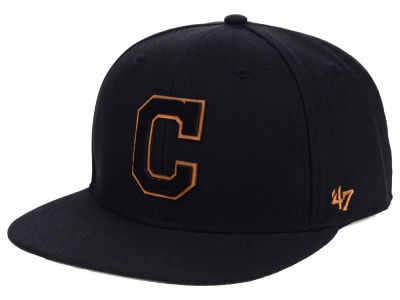 c826b0dca78e04 Shoptagr | Cleveland Indians '47 Mlb Townhouse Snapback Cap by '47