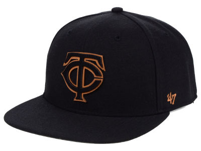Minnesota Twins '47 MLB Townhouse Snapback Cap