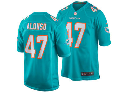 Miami Dolphins Kiko Alonso Nike NFL Men's Game Jersey