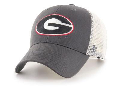 Georgia Bulldogs  47 NCAA Branson Mesh Trucker Cap 0005e7ab43c