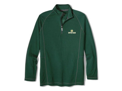 Notre Dame Fighting Irish Tommy Bahama NCAA Men's Goal Keeper Half Zip Pullover