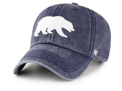 finest selection dfc1e 8784d California Golden Bears  47 NCAA Denim Drift Adjustable Cap