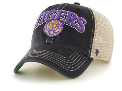 LSU Tigers '47 NCAA Tuscaloosa Mesh CLEAN UP Cap