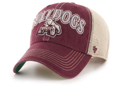 00b06993744 Mississippi State Bulldogs  47 NCAA Tuscaloosa Mesh CLEAN UP Cap