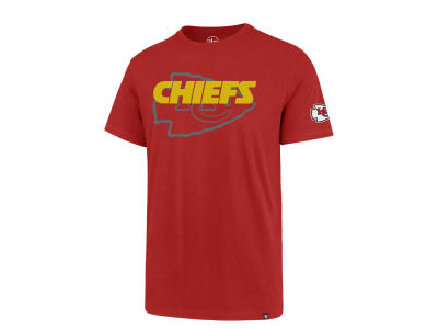 Kansas City Chiefs '47 NFL Men's Two Peat Super Rival T-Shirt