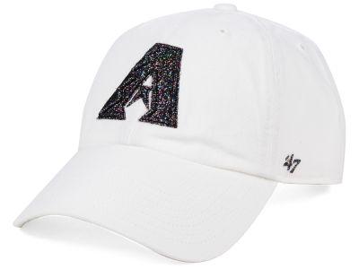 hot sale online 9ee36 3079c Arizona Diamondbacks  47 MLB Galactic CLEAN UP Cap