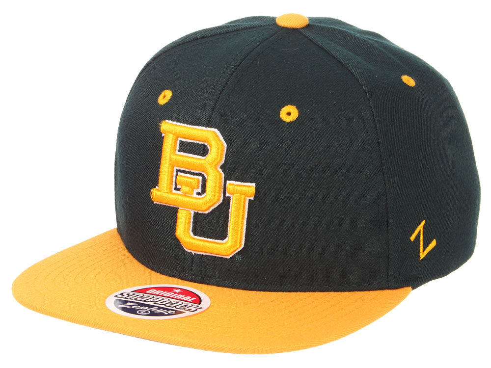 more photos ad7b0 35135 ... adjustable hat 97077 e8be3  new arrivals baylor bears zephyr ncaa core  snapback cap 004af 1a07d