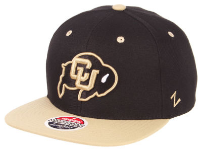 Colorado Buffaloes Zephyr NCAA Core Snapback Cap