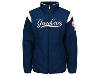New York Yankees Majestic MLB Women's Premier Jacket