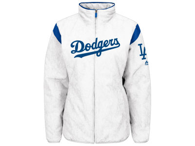 Los Angeles Dodgers Majestic MLB Women's Premier Jacket