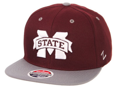 Mississippi State Bulldogs Zephyr NCAA Core Snapback Cap