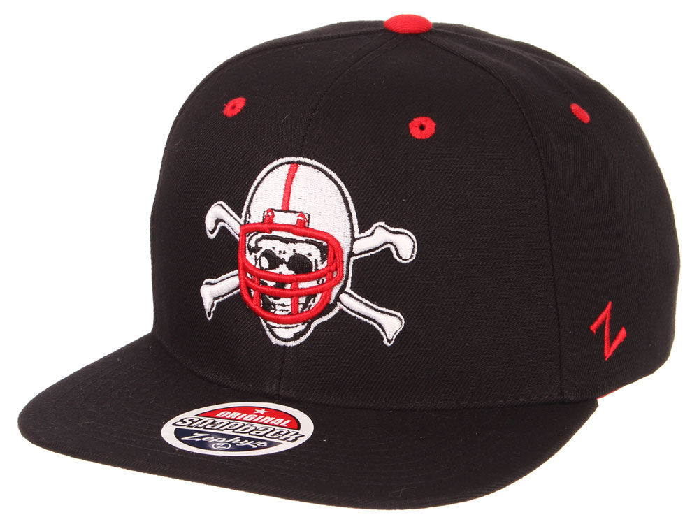 buy popular 88eaf cdcb0 ... new style nebraska cornhuskers zephyr ncaa core snapback cap lids 099c8  9f66f
