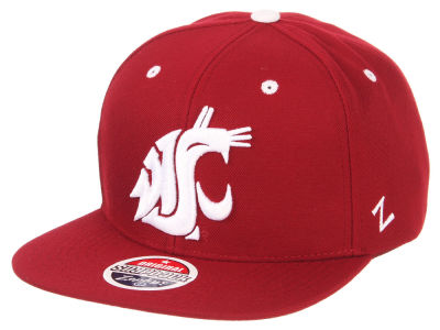 Washington State Cougars Zephyr NCAA Core Snapback Cap
