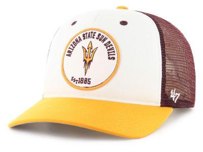 Arizona State Sun Devils  47 NCAA Swell Trucker MVP Cap 10701b724017