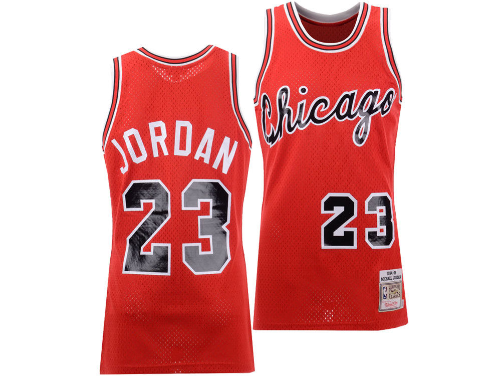 2d824921c018 ... best chicago bulls michael jordan mitchell ness nba authentic jersey  lids 44534 ad7fb
