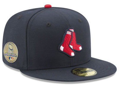 2018 MLB World Series chapeau de la pièce rapportée 59FIFTY de champion