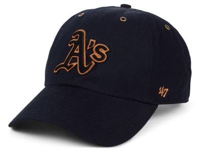 3ca91afe1d9 Oakland Athletics  47 MLB Townhouse CLEAN UP Cap