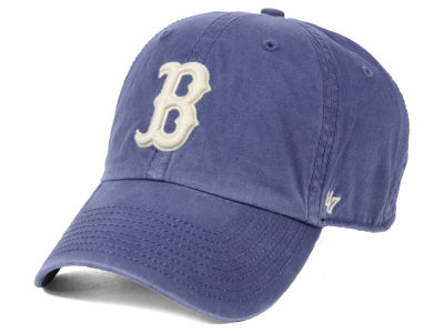Boston Red Sox '47 MLB Hudson CLEAN UP Cap