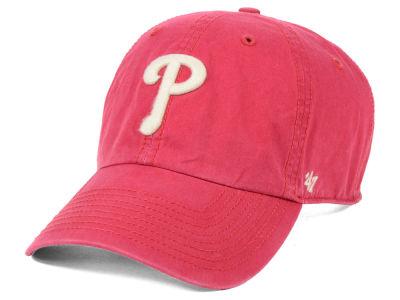 Philadelphia Phillies  47 MLB Hudson CLEAN UP Cap df6283fdba7b