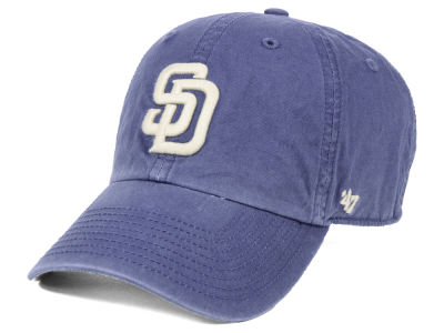 San Diego Padres  47 MLB Hudson CLEAN UP Cap 9182486ffcf1