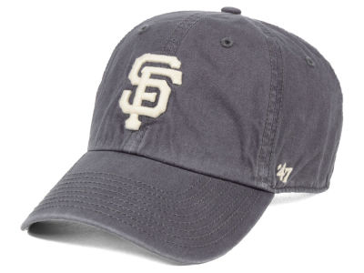 San Francisco Giants '47 MLB Hudson CLEAN UP Cap