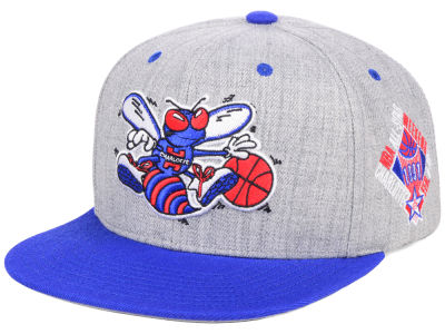 NBA Logo Mitchell & Ness All Star Game The Score Snapback Cap