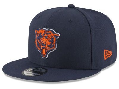 Chicago Bears New Era NFL Basic 9FIFTY Snapback Cap