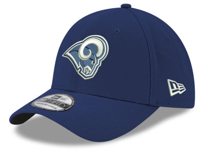 Los Angeles Rams New Era NFL New Team Classic 39THIRTY Cap