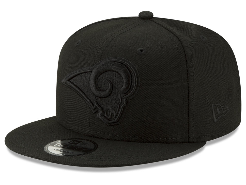low priced c2793 83f5c Los Angeles Rams New Era NFL Basic 9FIFTY Snapback Cap   lids.com