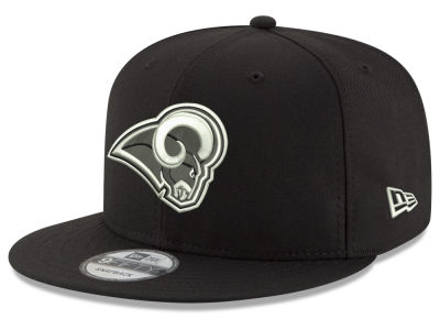 Los Angeles Rams New Era NFL Basic 9FIFTY Snapback Cap