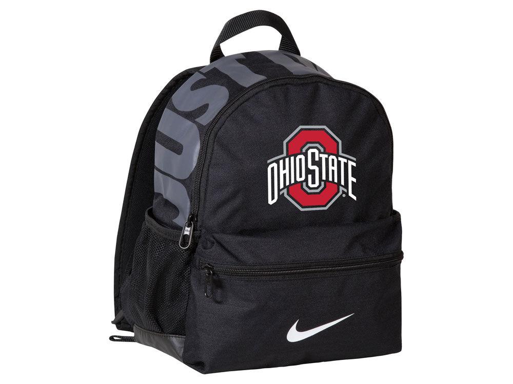 aaebc743a9 Ohio State Buckeyes Nike Brasilia Mini Backpack