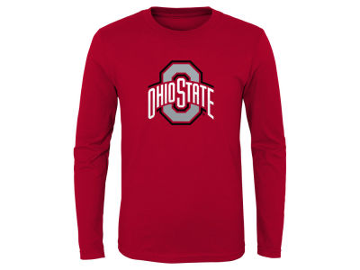 Outerstuff NCAA Kids Primary Logo Long Sleeve T-Shirt