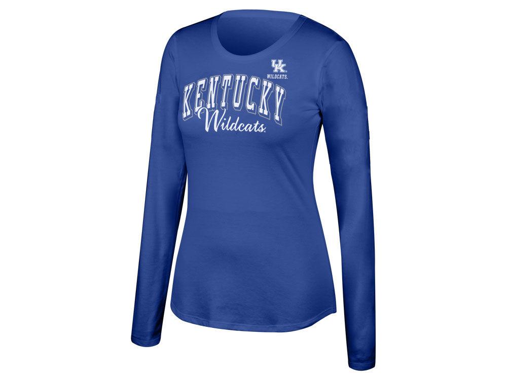 Kentucky Wildcats Top of the World NCAA Women s Favorite Long Sleeve T-Shirt   668654237b98