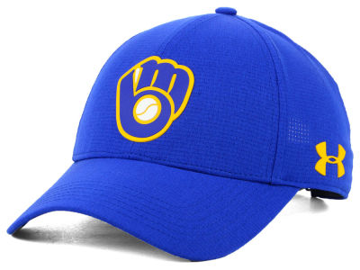 Milwaukee Brewers Under Armour MLB Driver Cap