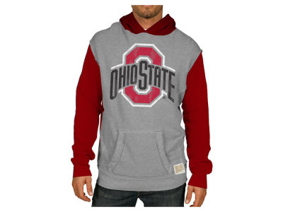 NCAA Men's Colorblock Hooded Sweatshirt