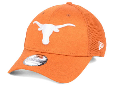 Texas Longhorns New Era NCAA Heather Neo 39THIRTY Cap