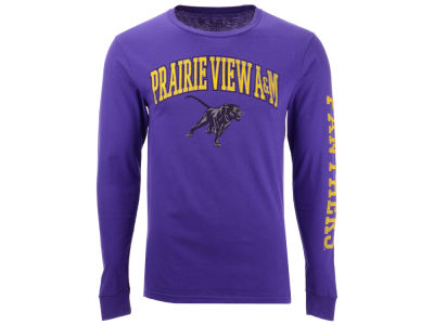 Prairie View A&M The Victory NCAA Men's Midsize Slogan Long Sleeve T-Shirt
