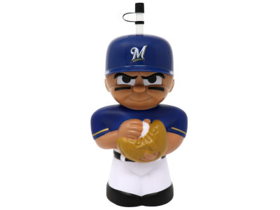 Milwaukee Brewers Party Animal Teeny Mates Big Sip Cup