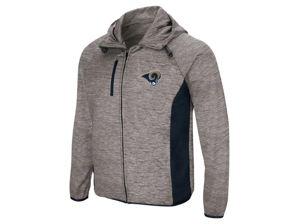 f7732e305 Los Angeles Rams G-III Sports NFL Men s Side Judge Player Front Zip Jacket