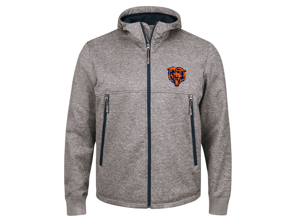 d6b6ab06 greece nfl chicago bears toddler team logo fleece pullover hoodie ...