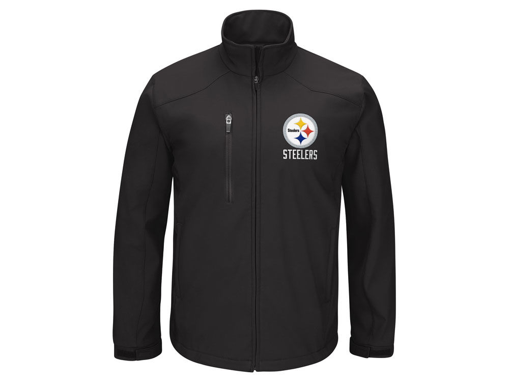 Pittsburgh Steelers G-III Sports NFL Men s Balance Player Lightweight Jacket 1607c67ad