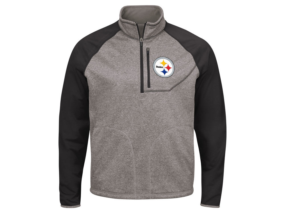 Pittsburgh Steelers G-III Sports NFL Men s Mountian Trail Player Lightweight  Jacket  116f13d7a
