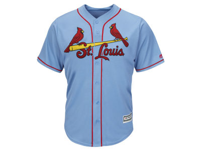 St. Louis Cardinals MLB Men's Blank Replica Cool Base Jersey