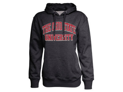 J America NCAA Women's Glitter Hooded Sweatshirt