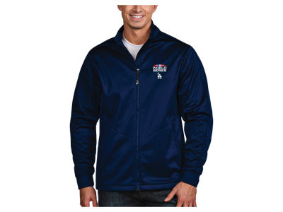 Los Angeles Dodgers Antigua 2018 MLB Men's World Series Golf Jacket