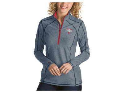 Boston Red Sox Antigua 2018 MLB Women's World Series Tempo Pullover