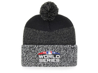 Boston Red Sox '47 2018 MLB World Series ID Knit