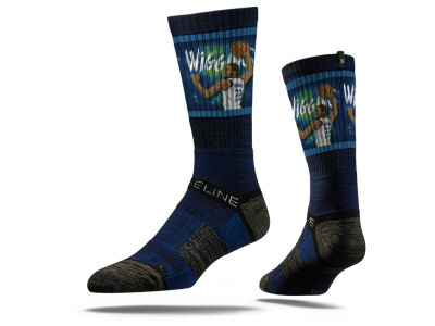Minnesota Timberwolves Andrew Wiggins Strideline NBA Action Crew Socks