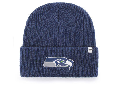 Seattle Seahawks '47 NFL '47 Brain Freeze Cuff Knit