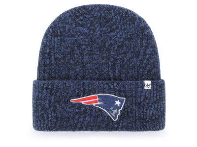 New England Patriots '47 NFL '47 Brain Freeze Cuff Knit